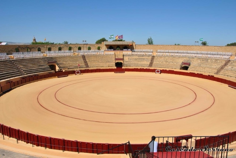 Bullring in Osuna, Spanje