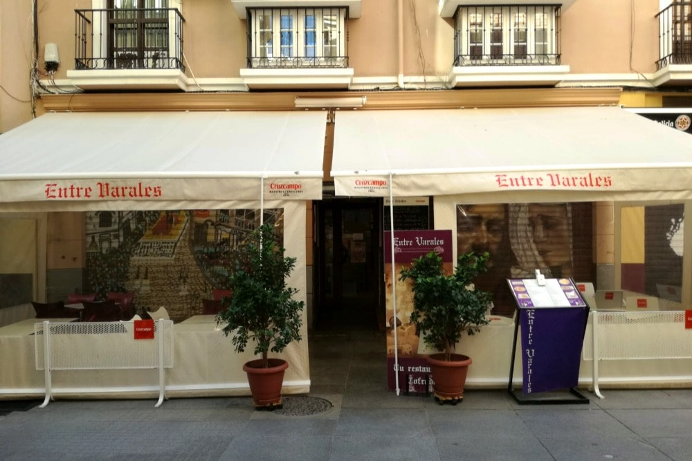 Entre Varales - Where to eat in Malaga during the Holy Week