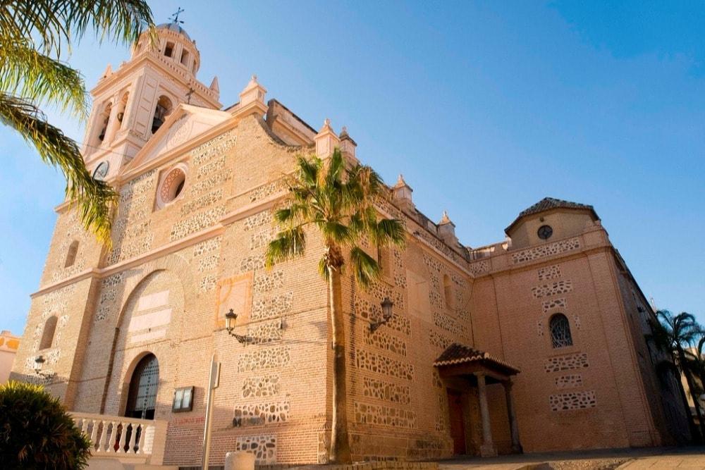 Iglesia de la Incarnation en Almuñécar
