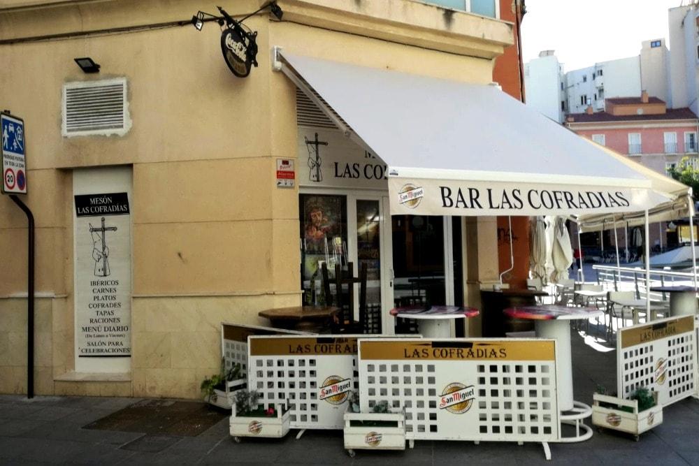 Mesón Las Cofradías - Essen in Malaga in der Karwoche