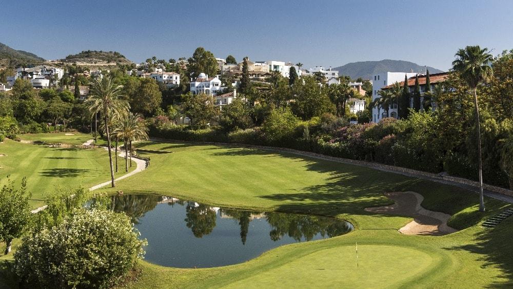Parcour de golf Westin La Quinta Golf Court à Marbella