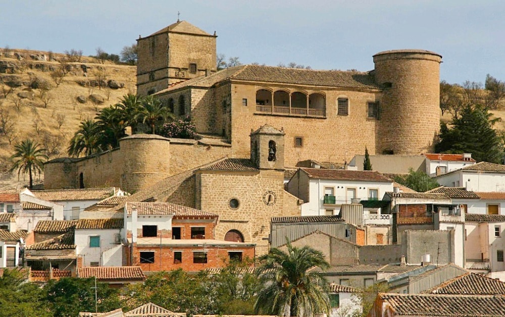 Castle of Canena - Route of the Castles of Jaen