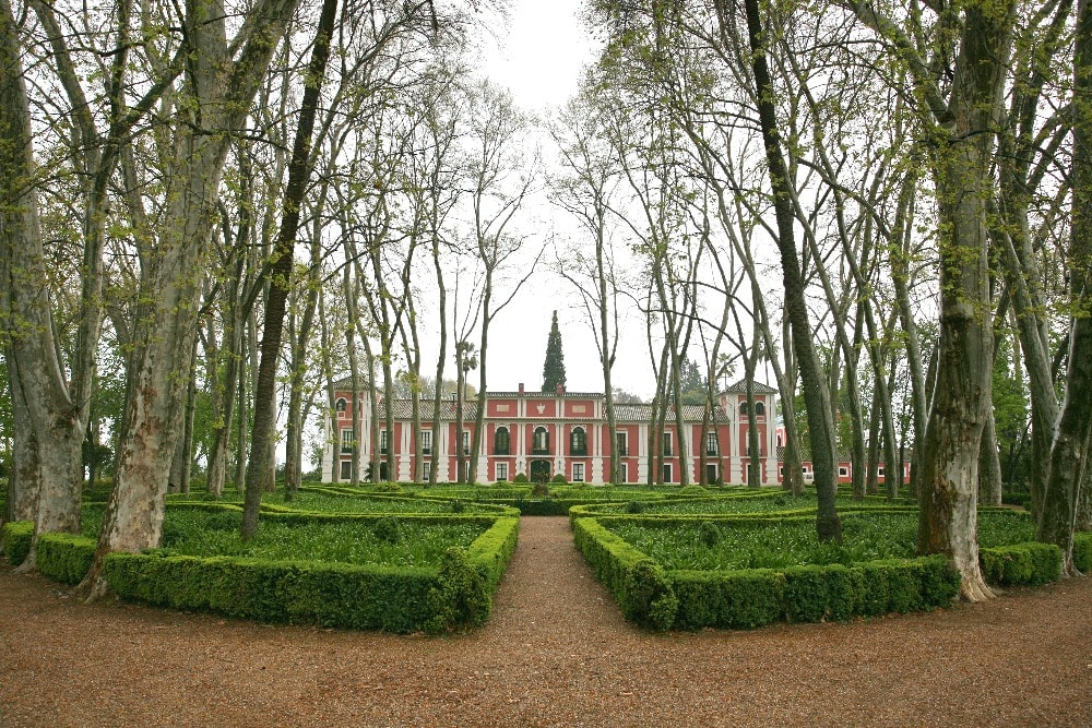 Moratalla palace in Hornachuelos