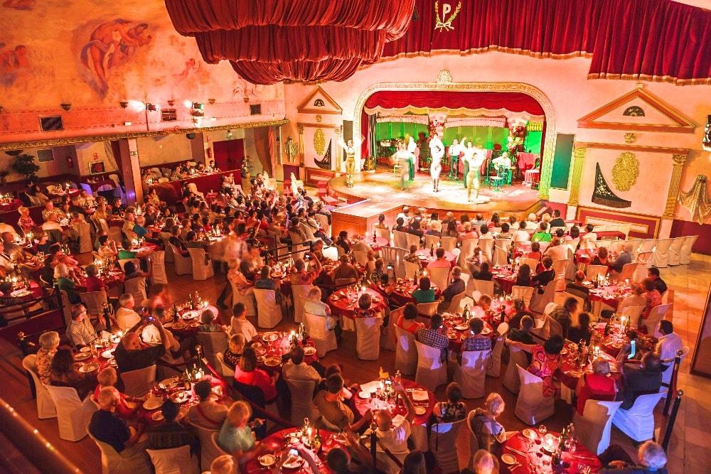 Palacio Andaluz in Seville - Top Lokalitäten um den Flamenco in Sevilla hautnah zu erleben