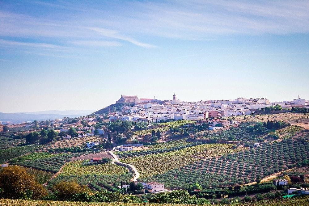 Montilla - Charmante Städte in der Provinz Cordoba