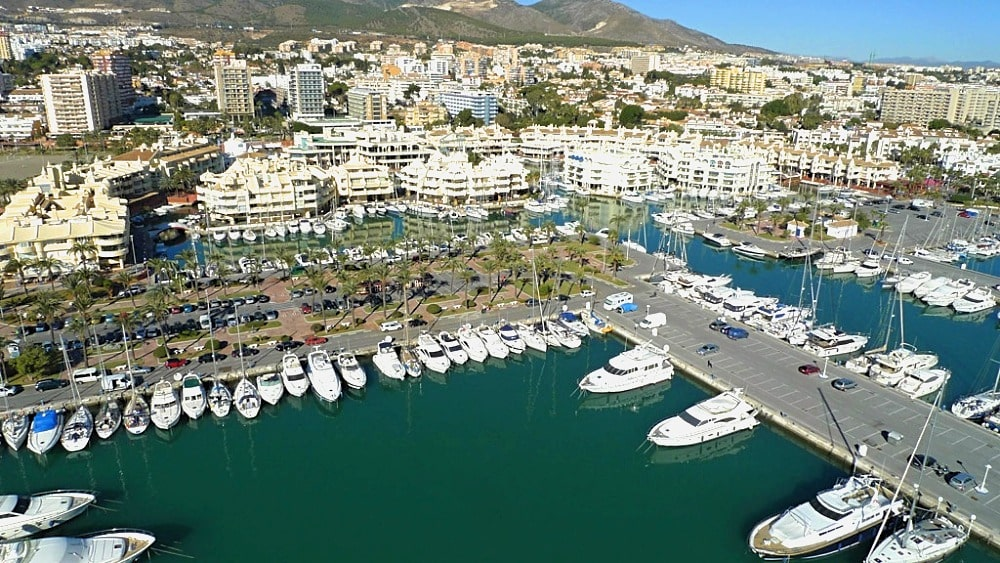Puerto Marina of Benalmádena