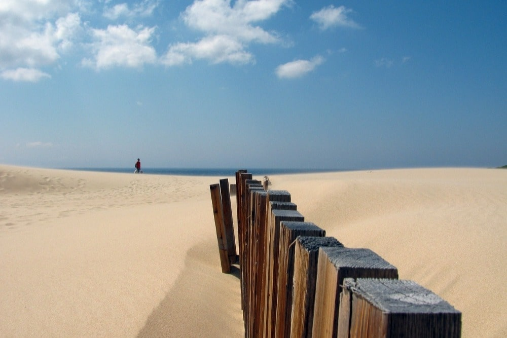 Winter op het strand van Bolonia (Tarifa)