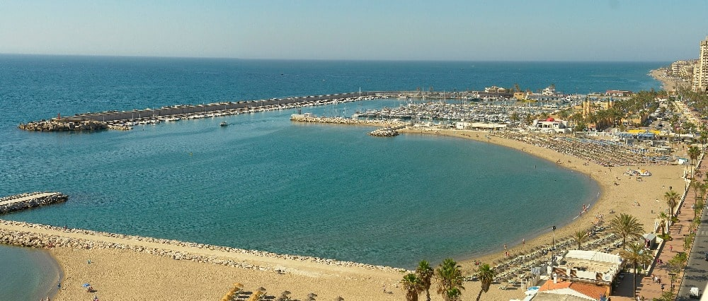 Beach of San Francisco in Fuengirola (Ayuntamiento Fuengirola)
