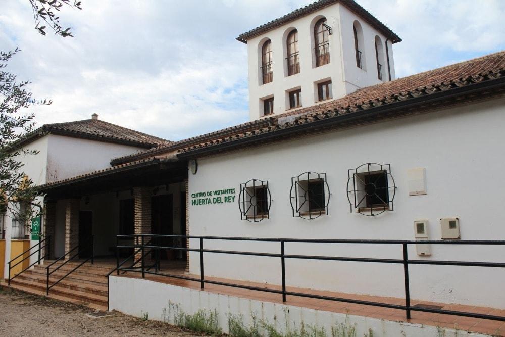 Bezoekerscentrum Huerta del Rey in Hornachuelos
