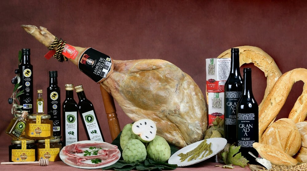 Gastronomy of the province of Granada - What to do in Orgiva