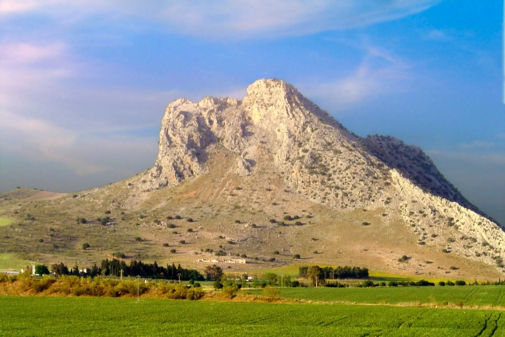 La Peña de los Enamorados in Antequera - a romantic idea for Valentine's Day