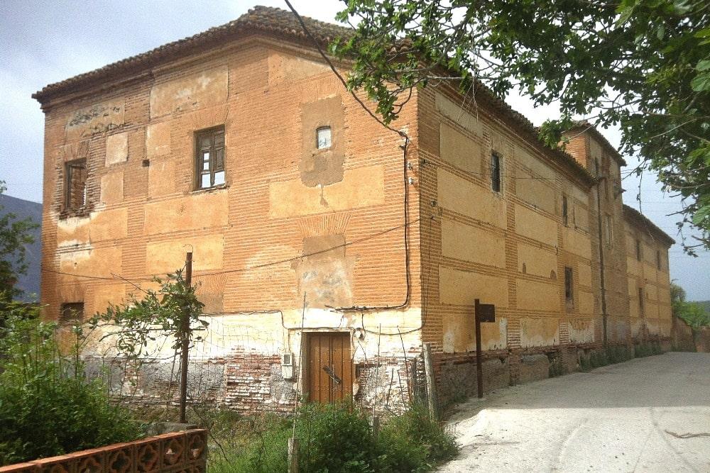 Molino Benizalte en Órgiva - Qué ver en Órgiva