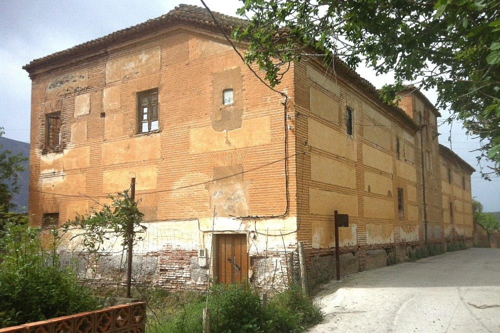 Molino Benizalte in Orgiva - What to see in Orgiva