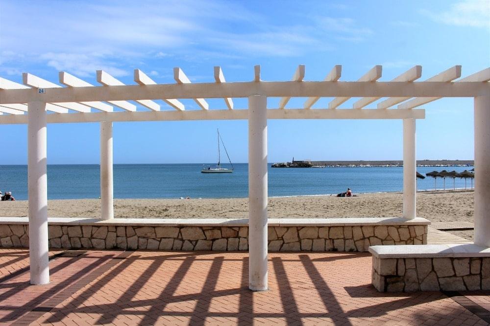 Playa y paseo en Fuengirola