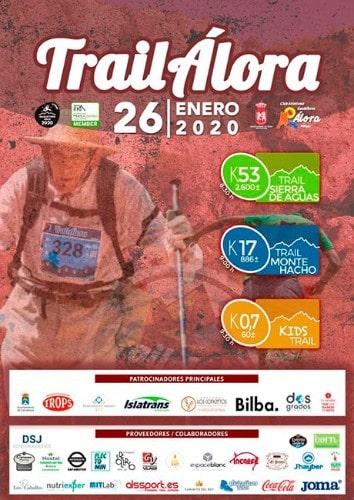 Tráil Álora - Maratones en Málaga 2020