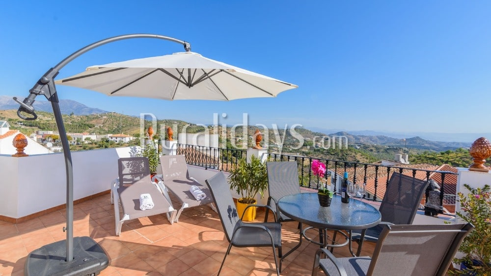 Your holiday home in Guaro - MAL2852