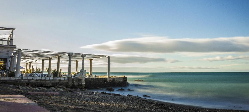 El balneario los baños del carmen en Málaga