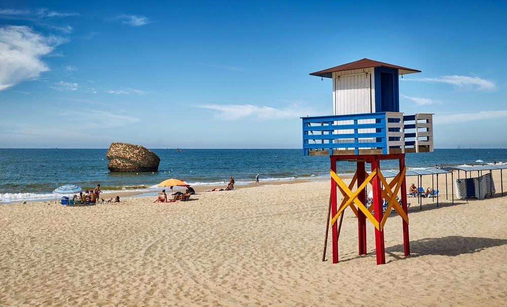 Playa de Matalascañas en Matalascañas - mejores playas de Andalucía