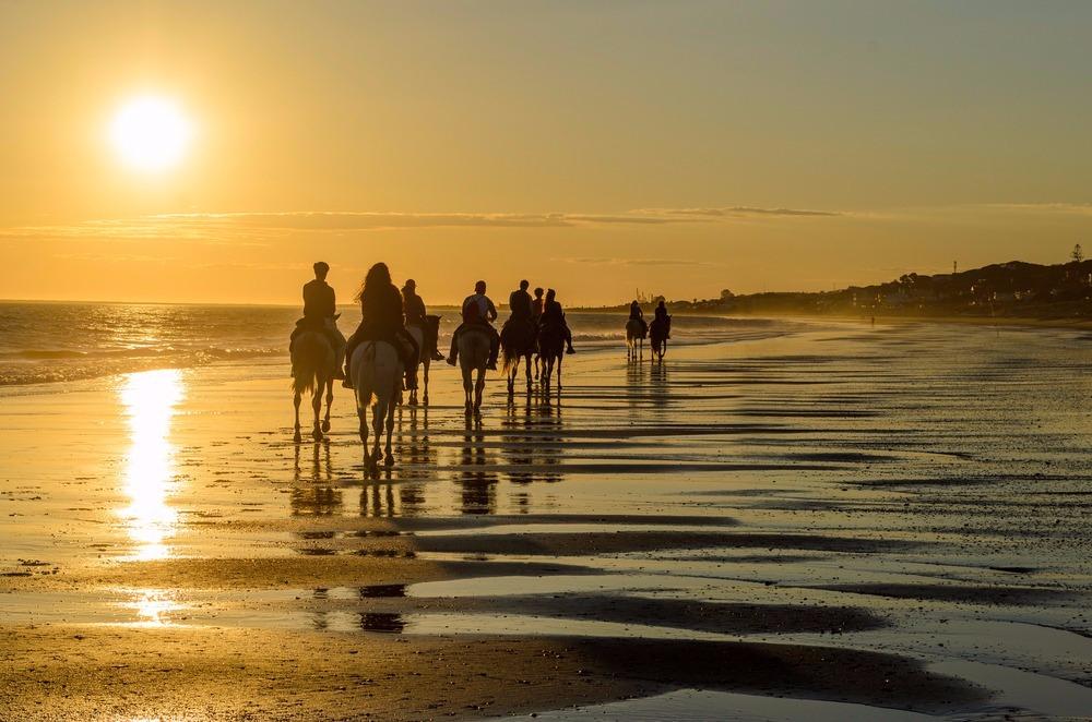 Playa de Mazagón en Mazagón -mejores playas de Andalucía