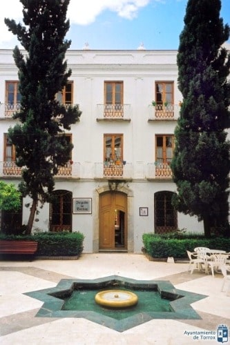 Plaza de la Hoya van Torrox