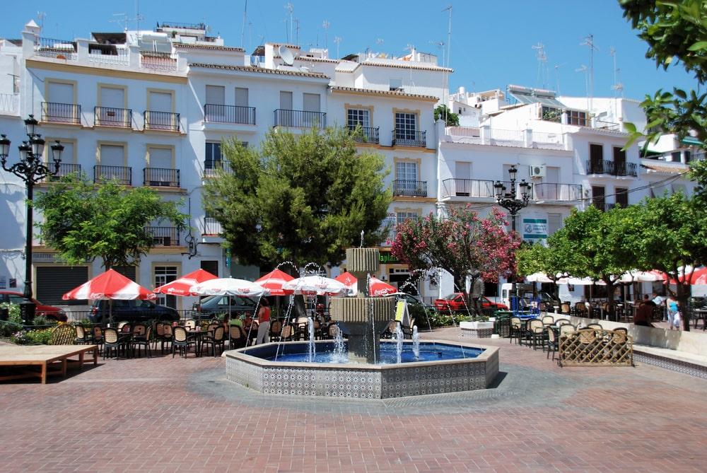 Plaza in Torrox
