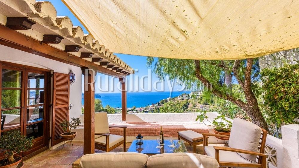 Vakantiehuizen vlakbij het strand in Almuñécar - MAL2083