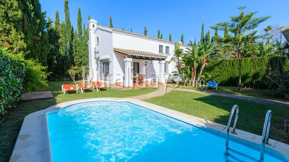 Acogedora casa con piscina privada en Conil de la Frontera - CAD1439