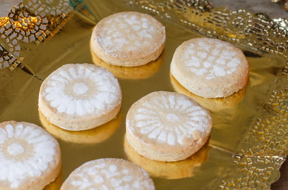 Mantecados - dulces navideños españoles