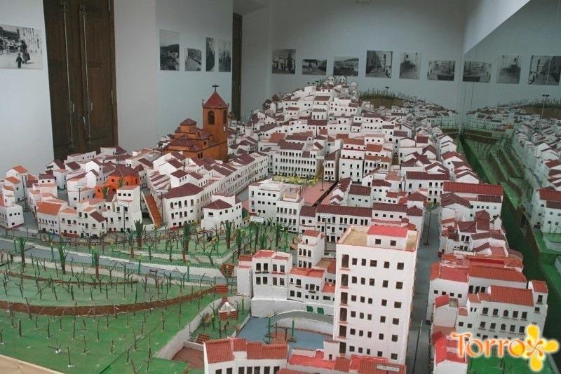 Miniatur-Museum in Torrox - Ayuntamiento de Torrox