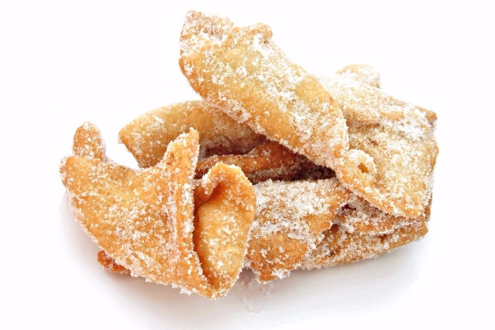 Pestiños - dulces navideños españoles