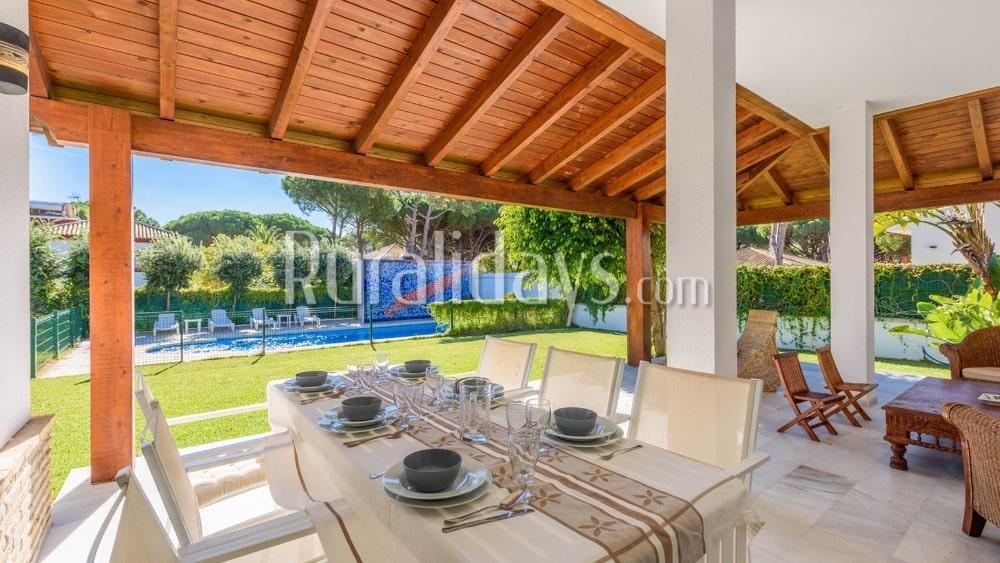 Villa moderna en Conil de la Frontera (Costa de la Luz) - CAD1431