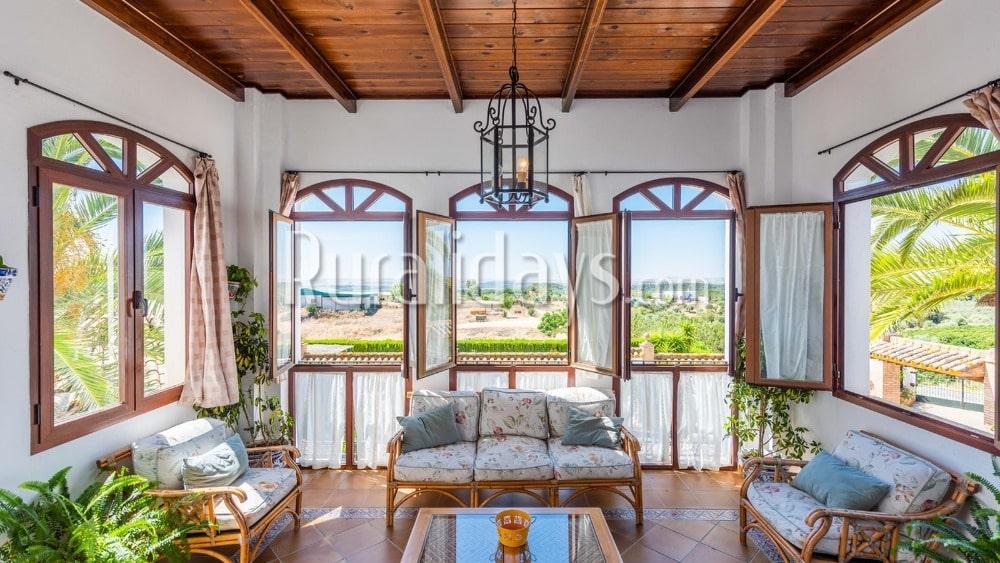 Ihr Ferienhaus am Stadtrand von Sevilla - SEV1371