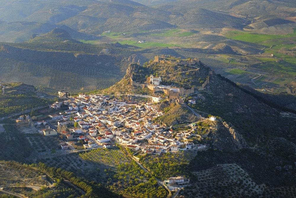 Visitar Granada en noviembre - visitar los pueblos