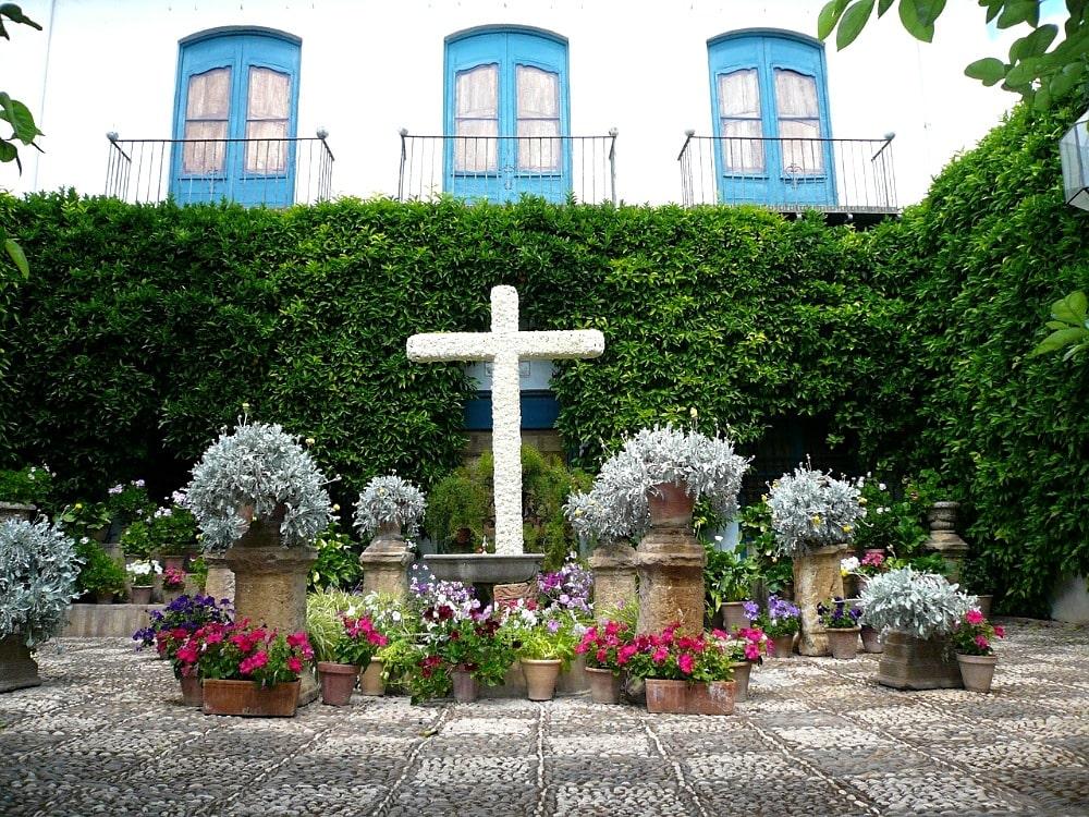 Mai à Cordoue - Cruces de Mayo