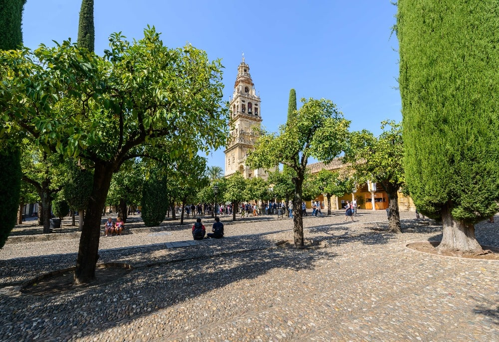 Visit Cordoba in March - Mosque-Cahtedral