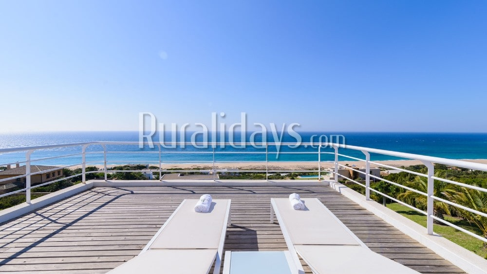 Magnificent luxury villa on the Costa de la Luz in Zahara de los Atunes - CAD1491