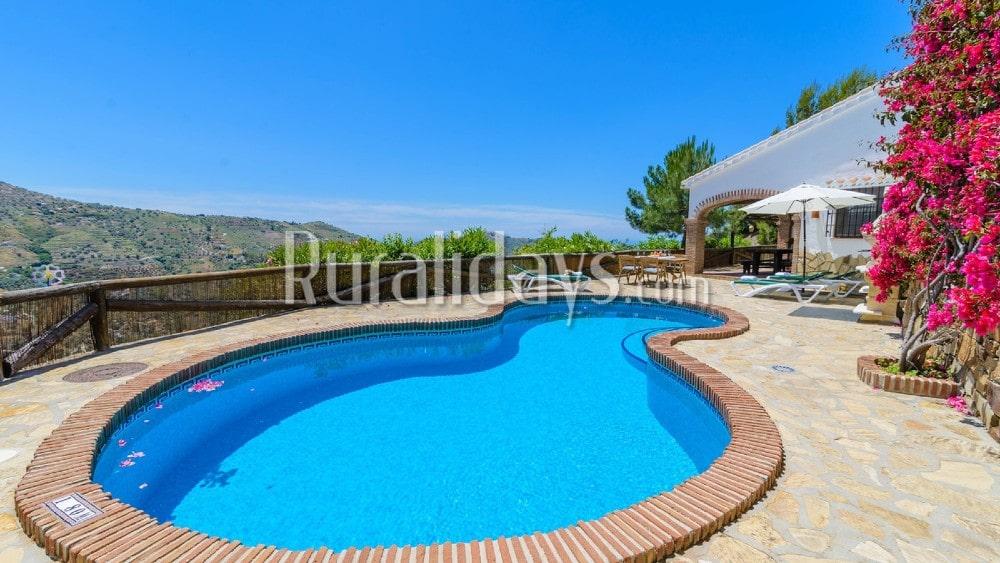 Authentieke vakantiehuizen in de heuvels van Competa - MAL0598