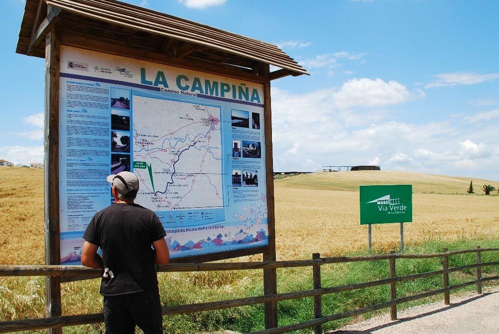 Bezoek Cordoba in April - Vias Verdes