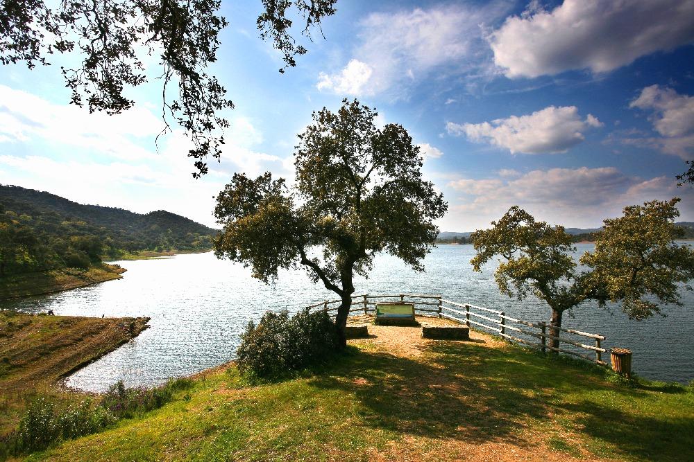 Bezoek Cordoba in Oktober - Natuurpark Sierra de Hornachuelos