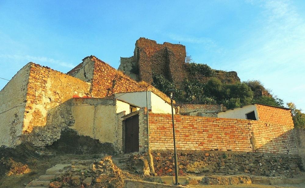 Het Kasteel van la Peña in Ardales