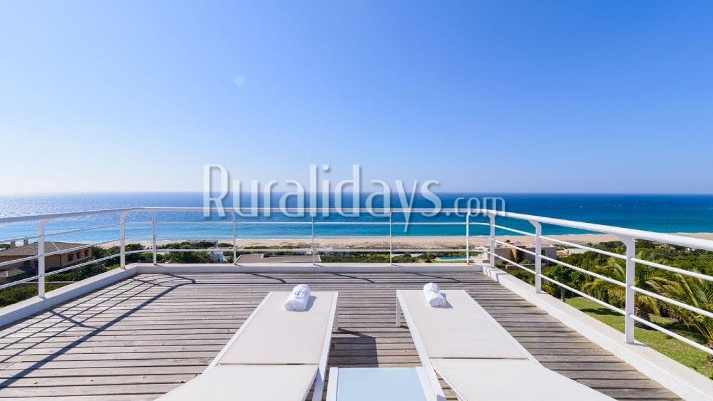 Prachtige luxe villa aan de Costa de la Luz in Zahara de los Atunes - CAD1491