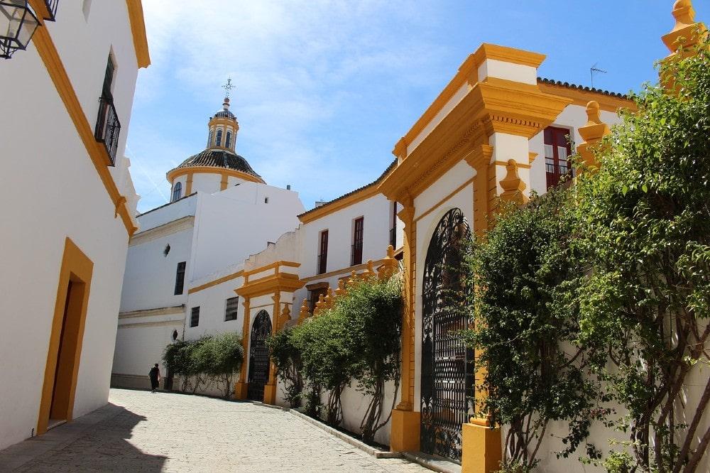 Bullring La Maestranza in Seville