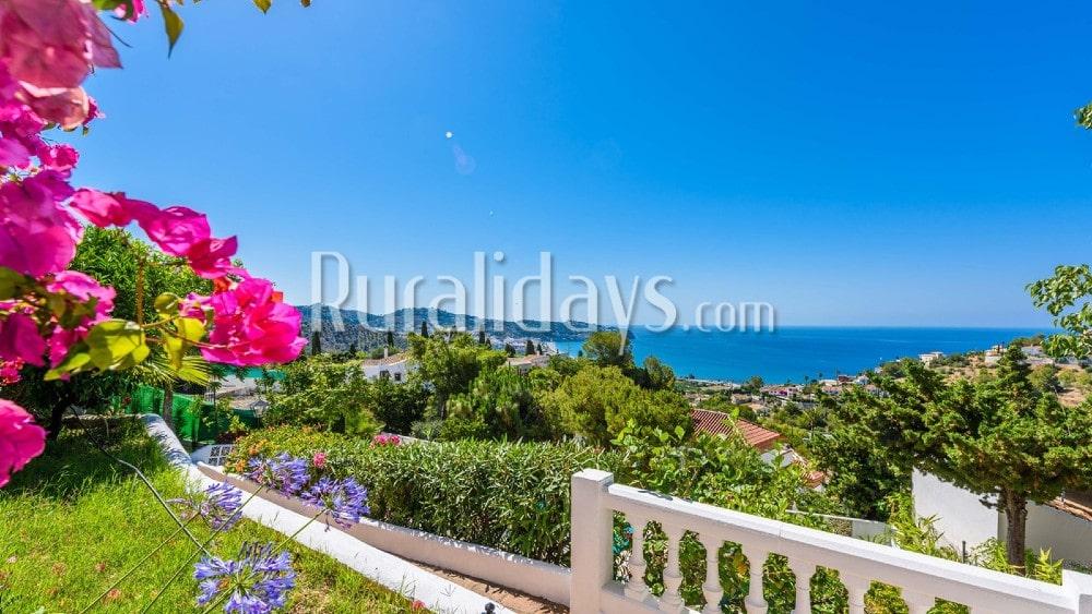Splendide villa avec un joli espace détente à Almuñécar - GRA2083