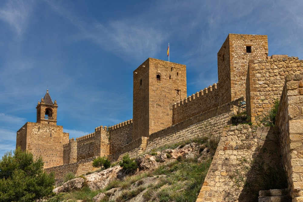 Alcazaba de Antequera - qué ver en Antequera