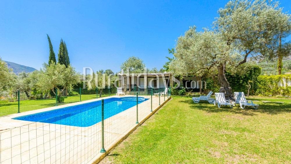 Fantastische Villa mit großem Garten in Órgiva - GRA0908