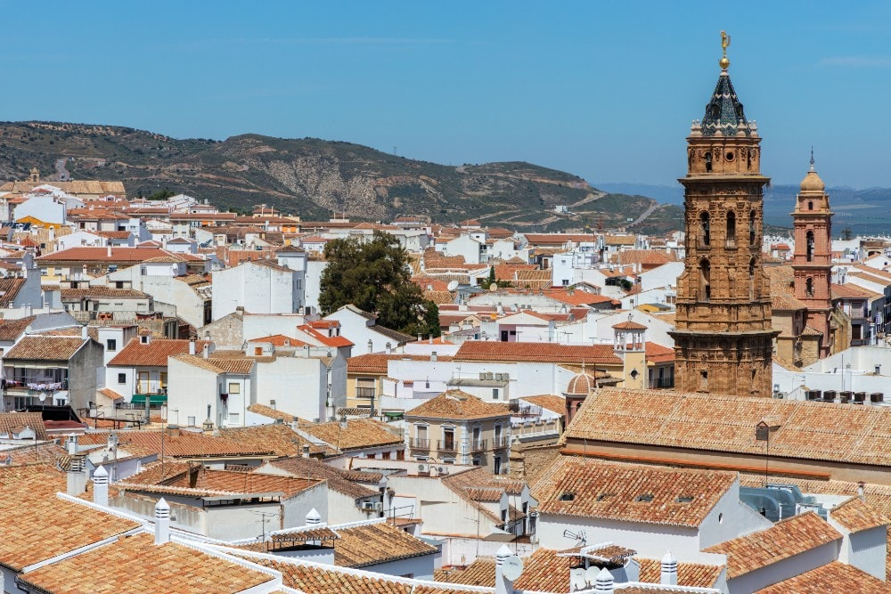 Antequera panoramic views