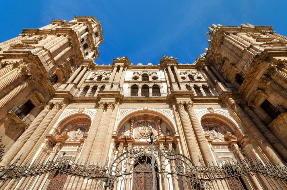 Catedral de Málaga ciudad