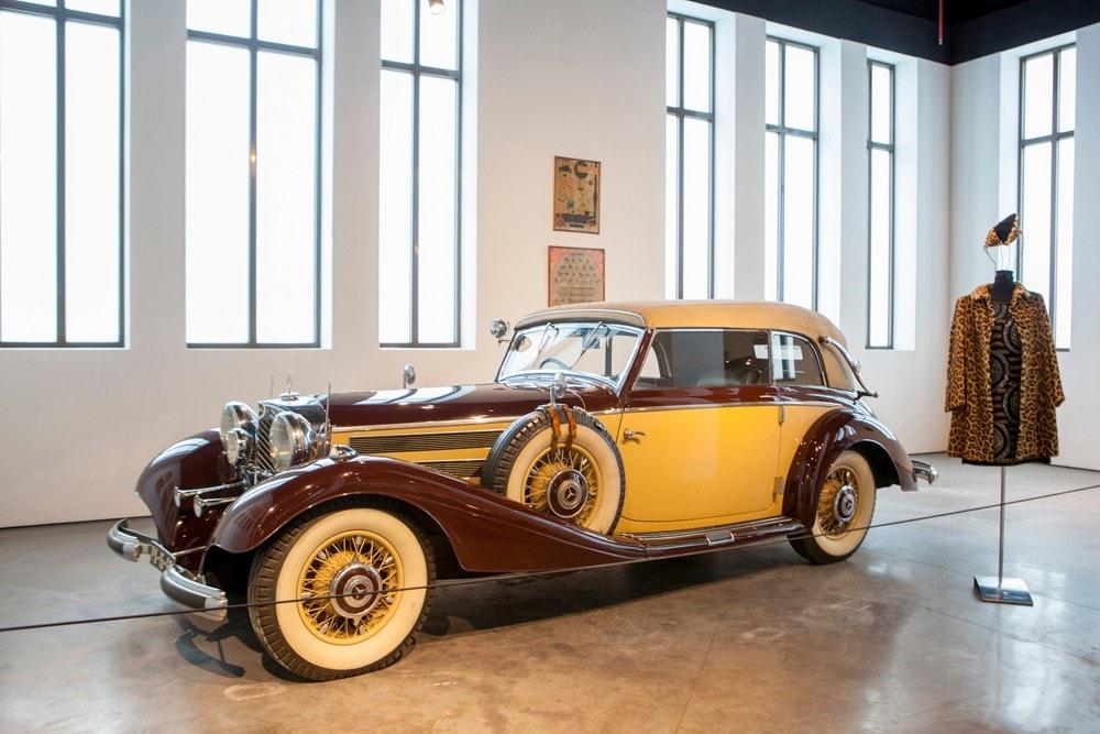 Museo Automovilístico y de la Moda en Málaga capital
