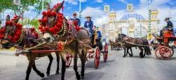 Das Volksfest von Sevilla im April: die Feria de Abril 2018