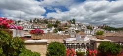 Albaicín und Sacromonte in Granada